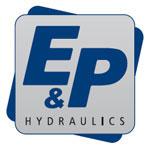 E and P Hydraulics logo